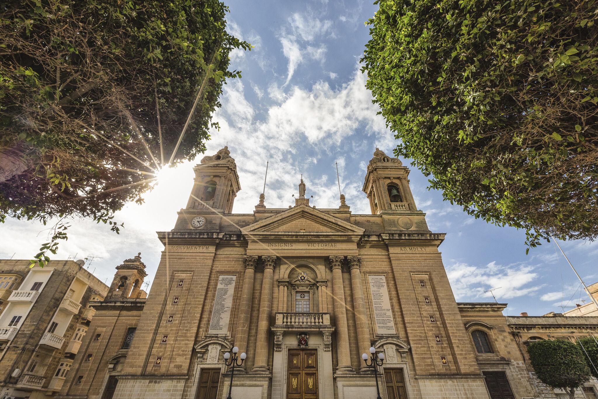 Senglea_Basilica